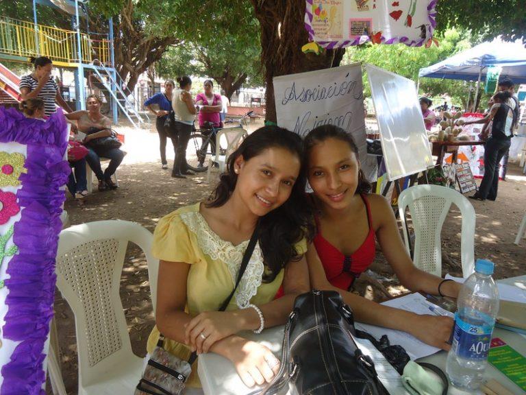 Int. Frauentag_2 Stipendiatinnen